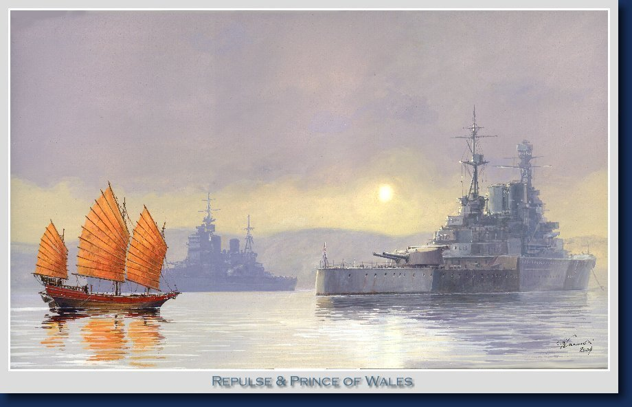 Repulse & Prince of Wales